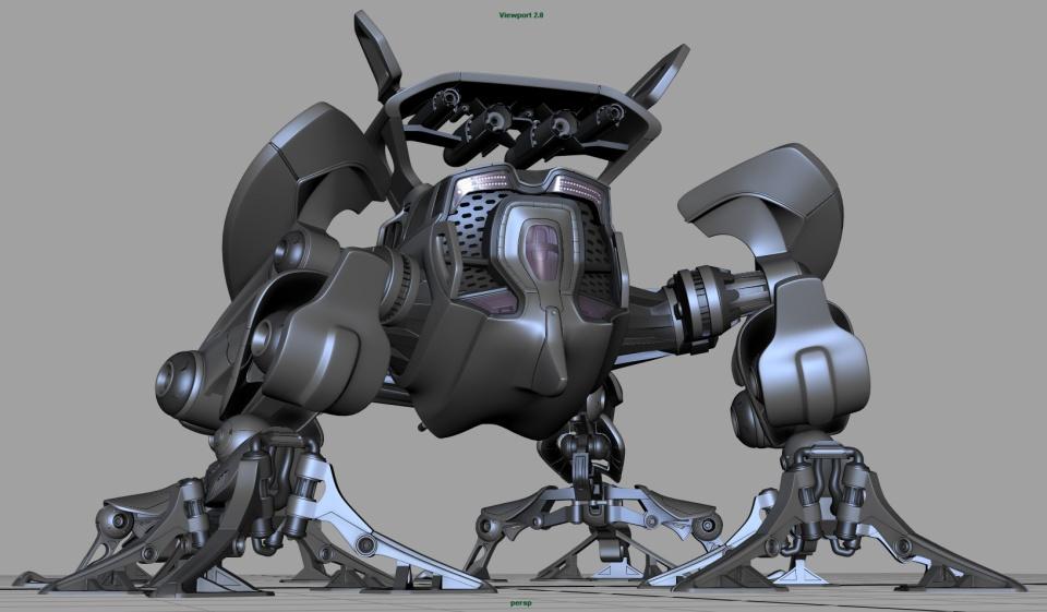 David_Letondor_Robot_Frog_v10
