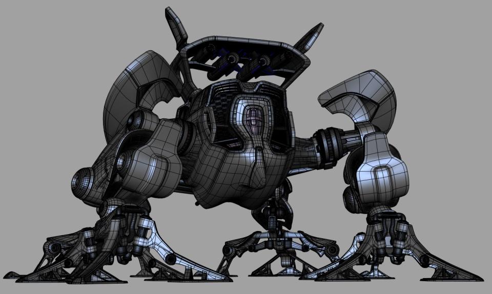 David_Letondor_Robot_Frog_v11
