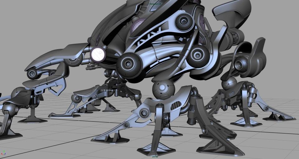 David_Letondor_Robot_Frog_v20