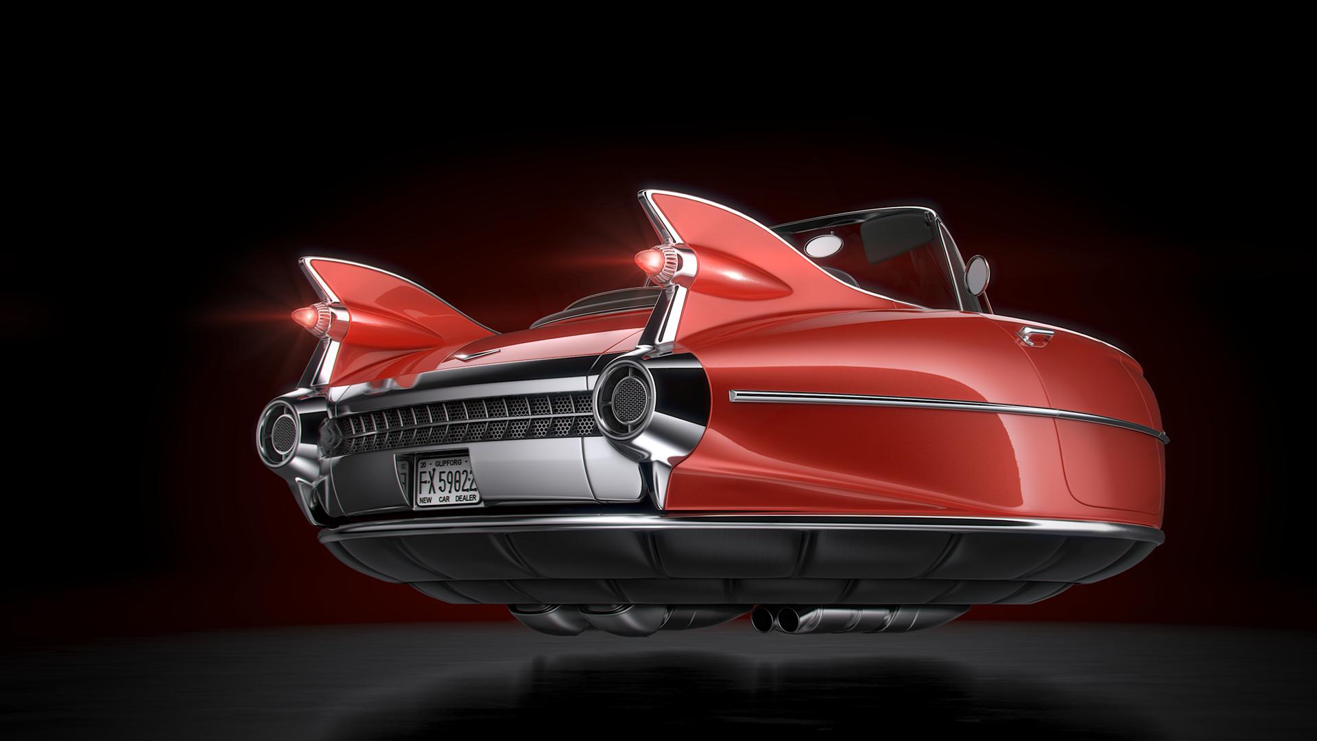 Cadillac Eldorado 2017 >> Planet 51 Cadillac Eldorado   David Letondor infographiste ...